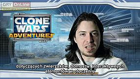 Clone Wars Adventures Z dziennika dewelopera #2 - wersja PL