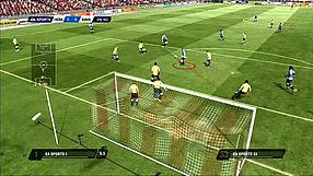 FIFA 11 bramkarz