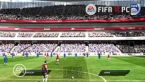 FIFA 11 Arsenal vs Chelsea
