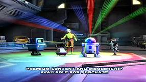 Clone Wars Adventures zwiastun na premierę