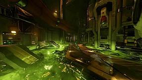 Doom rozgrywka z wersji alfa