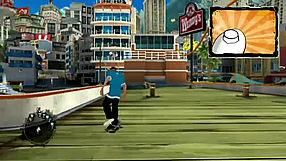 Shaun White Skateboarding sterowanie #1