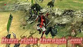 Sengoku Basara: Samurai Heroes zwiastun na premierę