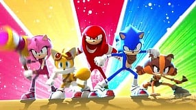 Sonic Boom: Fire & Ice E3 2016 - trailer