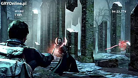 Harry Potter i Insygnia Śmierci – część 1 wyzwania #2 - przetrwanie - wersja PL