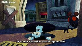 Epic Mickey Omówienie Postaci - wersja PL