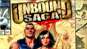 Unbound Saga Between the Panels