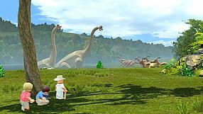 LEGO Jurassic World zwiastun na premierę