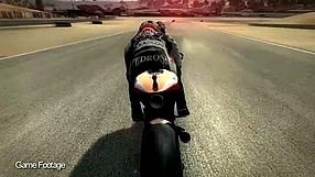 MotoGP 10/11 gameplay