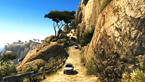 Test Drive Unlimited 2 off-road
