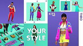 The Sims 4 zwiastun Kits, Kolekcje