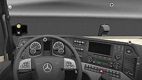 Euro Truck Simulator 2 akcesoria do kabiny