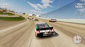 NASCAR 2011: The Game Developer Diary - Official Voices