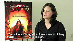 Król Artur II wywiad z producentem