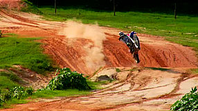 MX vs. ATV: Alive James Stewart's Motocross Compound