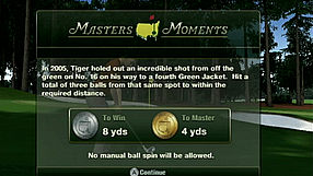 Tiger Woods PGA TOUR 12: The Masters zwiastun na premierę #2