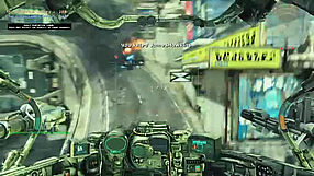Hawken gameplay #1