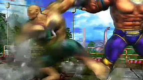 Street Fighter X Tekken Captivate 2011