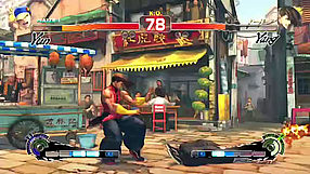 Super Street Fighter IV: Arcade Edition Captivate 2011 - gameplay #2
