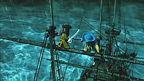 LEGO Piraci z Karaibów  trailer #3