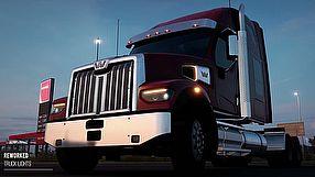 Euro Truck Simulator 2 zwiastun nowego systemu oświetlenia