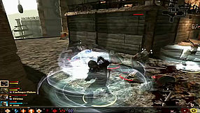 Dragon Age II Rozgrywka #3 - Walka (PL)