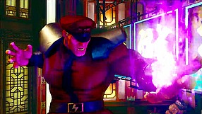 Street Fighter V M-Bison