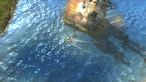 Naval Warfare gameplay #3