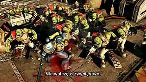 Warhammer 40,000: Space Marine trailer #1 (PL)