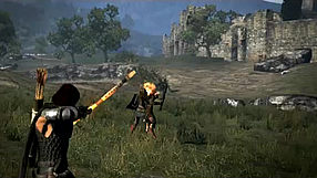 Dragon's Dogma Griffin Gameplay