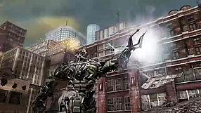Transformers: Dark of the Moon Multiplayer Trailer