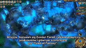 Dawn of Fantasy kulisy produkcji - obrona twierdzy (PL)