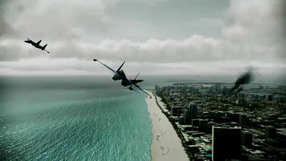 Ace Combat: Assault Horizon The Dawning Skies #1