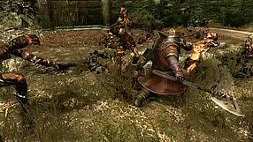Władca Pierścieni: Wojna na Północy E3 2011