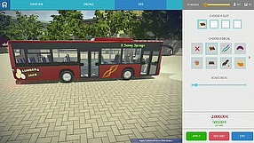 Bus Simulator 16 zwiastun DLC MAN Lion's City A 47 M