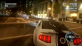 Need for Speed: The Run E3 2011 - gameplay (PL)