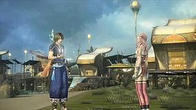 Final Fantasy XIII-2 E3 2011