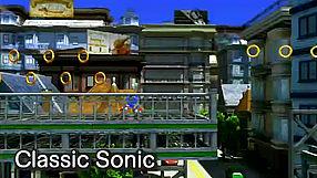 Sonic Generations E3 2011