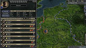 Crusader Kings II: Mroczne Wieki E3 2011