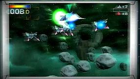 Star Fox 64 3D E3 2011