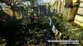 Testament Sherlocka Holmesa E3 2011