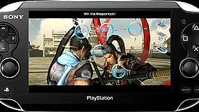 Dynasty Warriors PS Vita - gameplay #2
