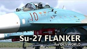 Digital Combat Simulator World Su-27 Flanker