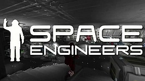 Space Engineers alpha gameplay