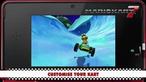 Mario Kart 7 trailer #2