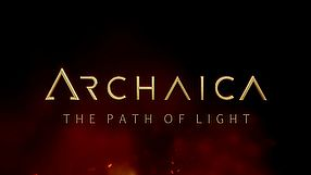 Archaica: The Path of Light zwiastun na premierę
