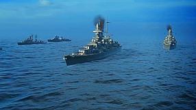 World of Warships niemieckie i sowieckie drzewka rozwoju (PL)