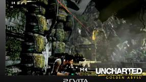Uncharted: Złota Otchłań E3 2011