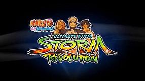 Naruto Shippuden: Ultimate Ninja Storm Revolution trailer #3 (PL)