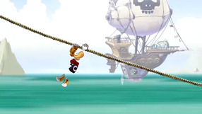 Rayman Origins gameplay